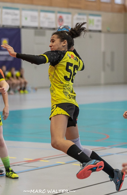 Cylia CHIET joueuse